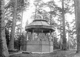 Bandstand, Beacon Hill Park, Victoria
