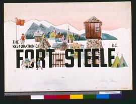 The Restoration Of Fort Steele, BC.