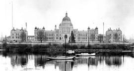 Victoria, Legislative Buildings