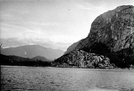 Squamish Bluff.