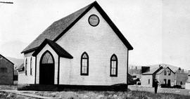 """Baptist Church, Cranbrook, BC."""