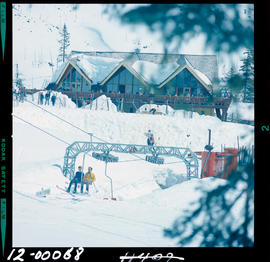 Hemlock Valley ski resort.