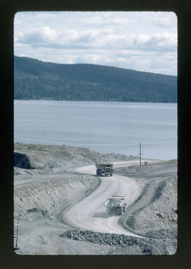 Granisle Mine Site Babine Lake