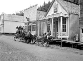 Barkerville Stagecoach