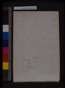 Union Hotel, Government Street, Victoria.