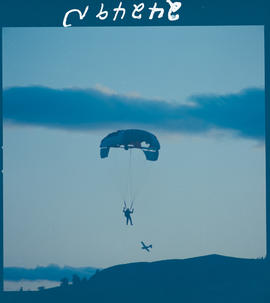 Skydiving, Kamloops