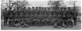 88th Battalion, officers