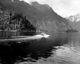 Boating, Princess Louisa Inlet