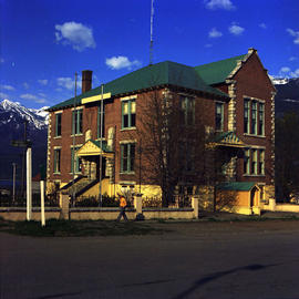 Courthouse At Fernie