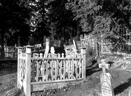 Barkerville Cemetery