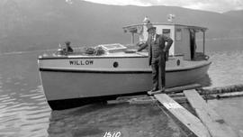 Forest Service; launch, Willow; Arrow Lake.