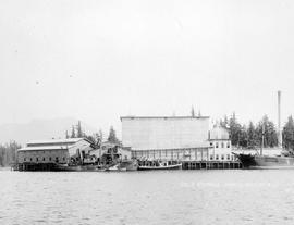Prince Rupert cold storage facility.