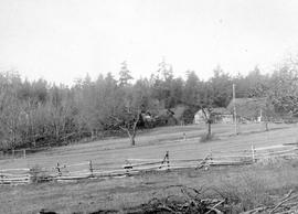 Cloverdale, the home of Dr. and Mrs. William Fraser Tolmie.