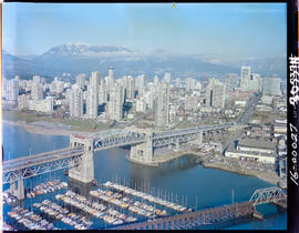 Aerial Vancouver