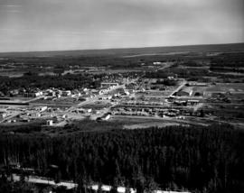 Aerial Of Vanderhoof