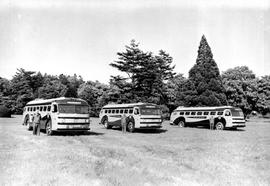 Vancouver Island Coachlines' New Buses, Victoria.