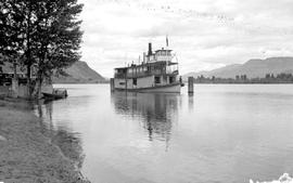 SS C.R. Lamb at Kamloops.