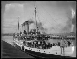 The Princess Victoria in Inner Harbour, 1917