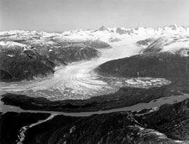 The Great Glacier And Stikine River
