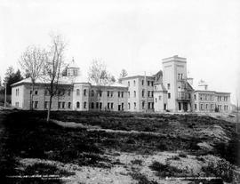 The Provincial Asylum for the Insane; New Westminster