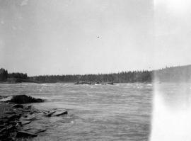 Finlay Rapids on the Peace River.