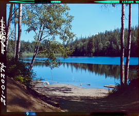 Forest Service; Bardolph Lake recreation site