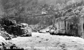 """Hell's Gate, Fraser Canyon."""