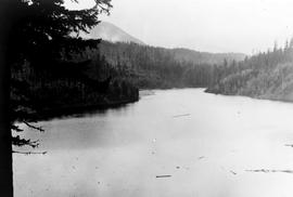 """Lake, reservoir or river near the Nanaimo Dam"", No. 60."