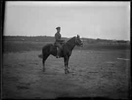 11th CMR Lance-Corporal on horse
