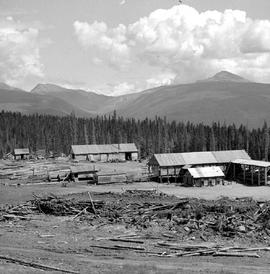 Sawmill Clearwater Timber Co. Sock Lake
