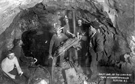 """500 ft level of the Leroi Mine""; miscellaneous E album."