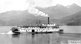 SS Moyie at Kaslo.