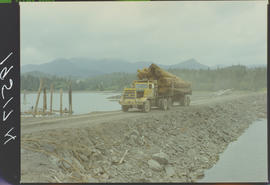 MacMillan Bloedel Logging Truck, Queen Charlotte City Queen Charlotte Islands