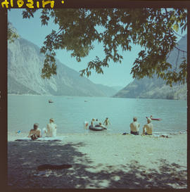 Beach At Seton Lake