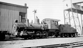 0-6-0 No. 206 Switcher, Vancouver.