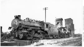 2-8-0, No. 3625, Consolidation, Coquitlam