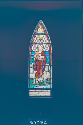 Stained Glass Window, St. Paul's Cathedral Kamloops