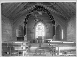 Church of England, Atlin, BC, Christmas 1900