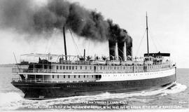 """CPR SS Princess Charlotte""."