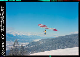 Hang Gliding At Fairmont