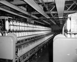 Worsted Yarn Manufacturing - Spinning Frame