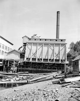 Alberni Plywood Mill