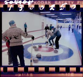 Curling In Fernie