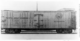 Refrigerator car, no. 819...