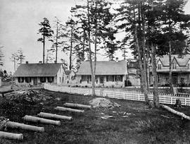 Dockyard Offices And Residences, Esquimalt.