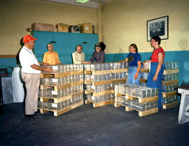 $3,000,000 Of Silver Ingots, Cominco, Trail