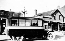 1913 Cadillac Converted To A Bus, Victoria