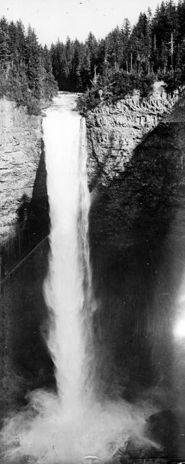 """Helmcken Falls on the Murtle River at lot 3195""."