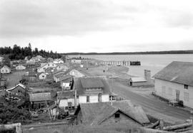 Haida Village Queen Charlotte Islands