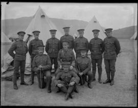 54th Battalion group photo